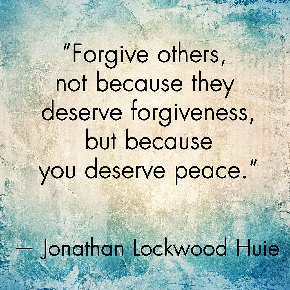 How to learn to forgive and free life for the beautiful 33