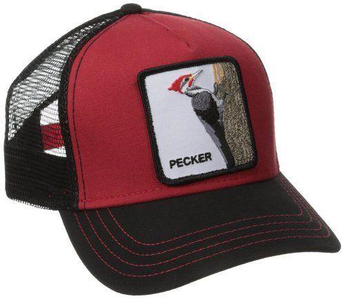 b146657c Details about Goorin Bros. Men's Animal Farm Snap Back Trucker Hat | She's  Going the Distance (Endurance Stuff) | Hats, Baseball hats, Black animals