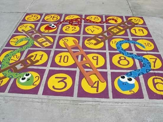 Serpientes Y Escaleras Brendita Juegos Tradicionales Juegos De