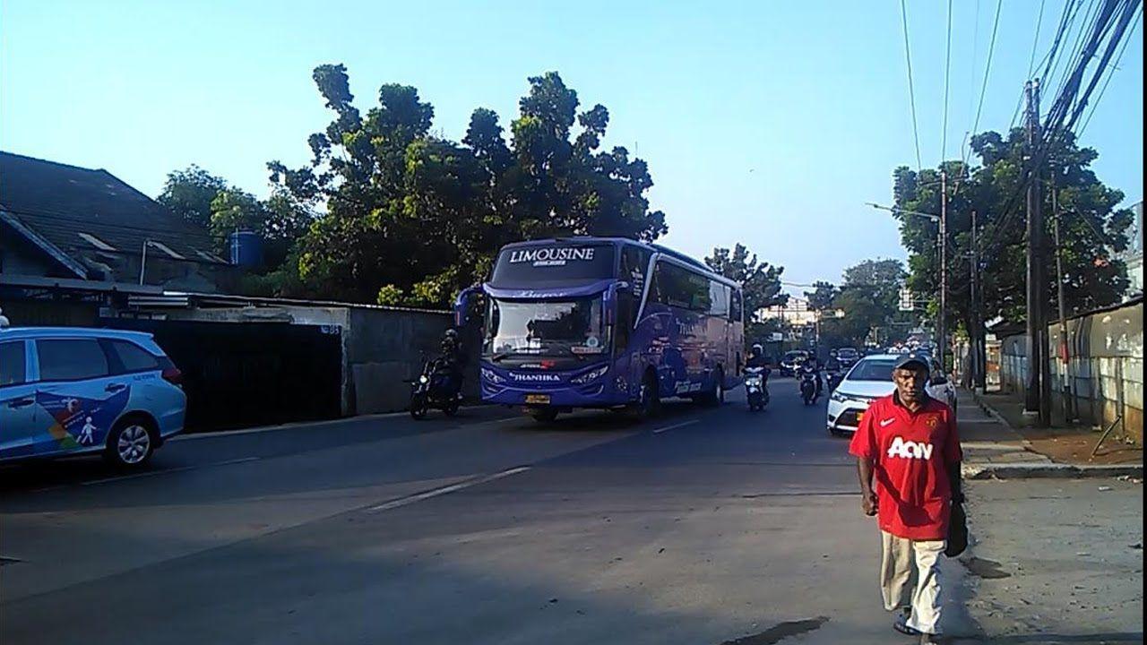 Pin Di Luxury Bus