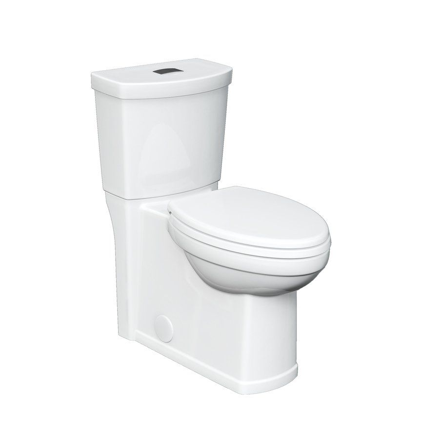 16 inch toilet seat.  359 American Standard 732AA204 020 High Efficiency WaterSense BackToFront 30 3125 Inches 16inch