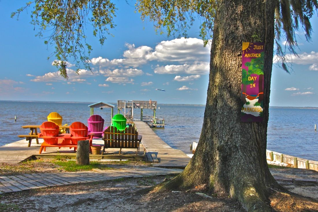 Nice RV Park At Gulf Shores AL