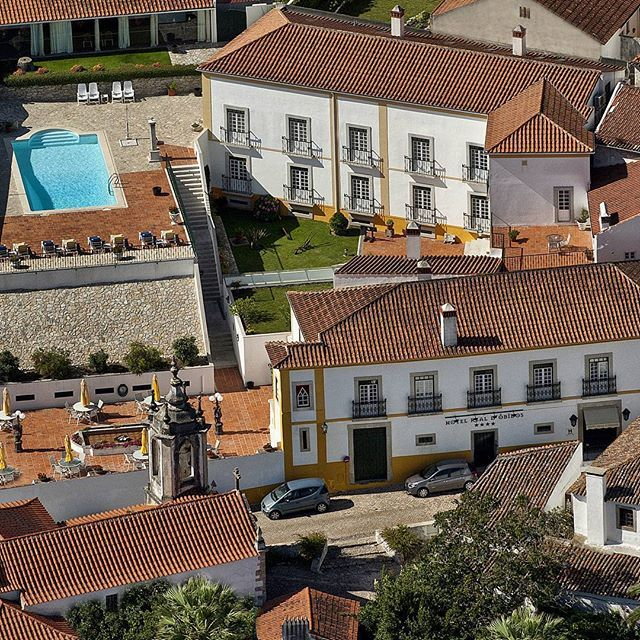 #hotelrealdobidos #whataview #landscape #vistaparaocastelo #obidos #portugal #tourism #hotel #fourstars #hollidays #boutiquehotel #relax #placetovisit #destination #happytime #sogood #perfectfortwo #romantic #bomdia #goodmorning #vacations #ferias #building #swimingpool #vistageral #romanticdestination #charme #oestealive #portugal_de_sonho #portugalalive #placetovisit