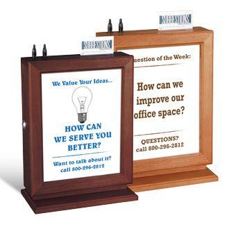 Office Oxygen Suggestion Box Diy Box Diy Office
