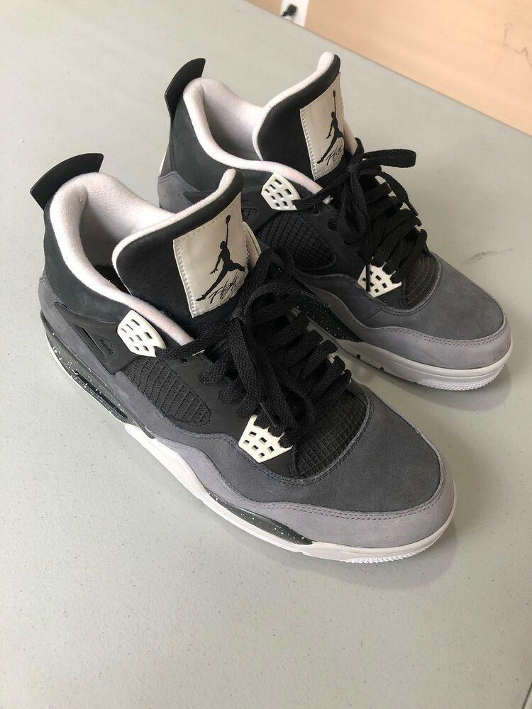 on sale a3476 04ba2 Air Jordan Retro 4 Fear | Hot Shot Shoes in 2019 | Jordan ...