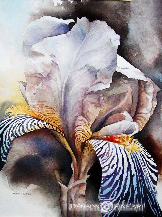 Mary Denson Fine Art - Flowers