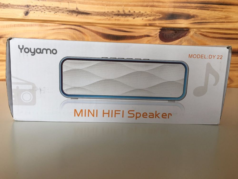 Yoyamo Portable Bluetooth Speaker Wireless Speaker with Super Bass Stereo Sound #UnbrandedGeneric