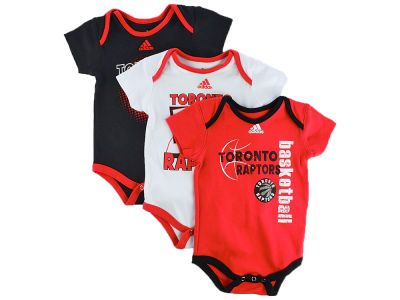 sale retailer a2528 34958 Toronto Raptors adidas NBA Infant 3 Point Set | ju ju bebe ...