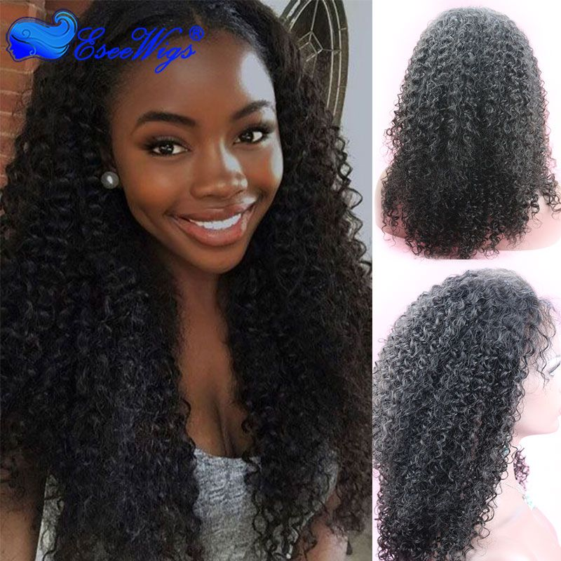 Lace Front Wigs Kinky Curly