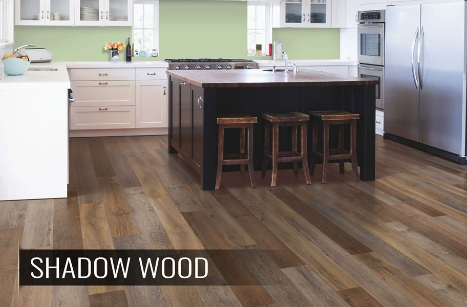 Usfloors Coretec Plus 7 Wpc Engineered Vinyl Flooring Planks Flooring Trends Kitchen Flooring Kitchen Flooring Trends