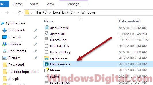 Windows Helppane Get Help With File Explorer In Windows 10 Keeps Opening Windows 10 Windows 10 Things