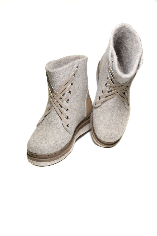 88c463d6c Обувь ручной работы. Заказать Валяные ботинки Runners. Татьяна Келейникова. Ярмарка  Мастеров. Валяная обувь, валяные сапожки