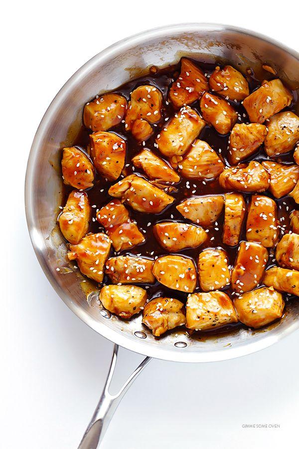 20 Minute Teriyaki Chicken Recipe Chicken Teriyaki Recipe