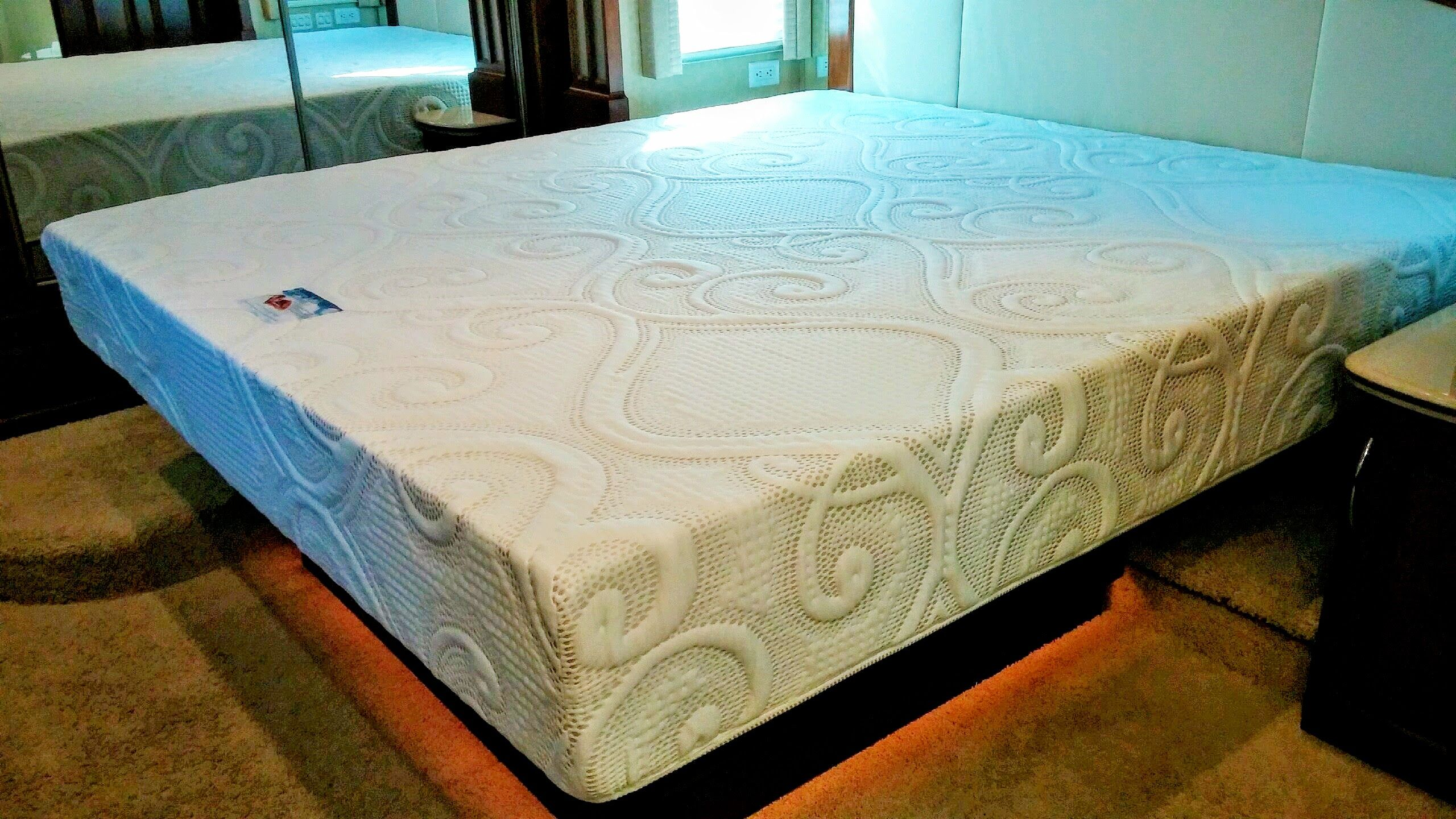 custom rv mattress www comfortcustombedding com rv mattresses