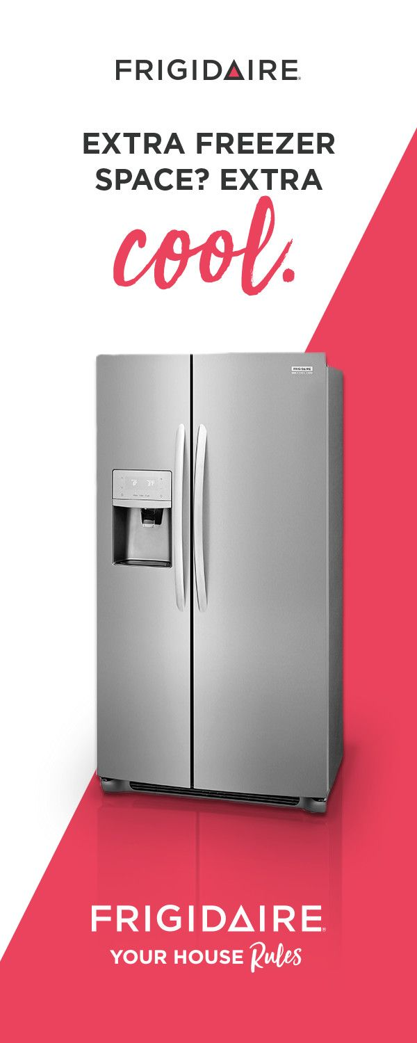This Refrigerator Comes Loaded With Extra Features To Help You