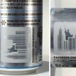 Saw these in NYC last week. Love what some people are doing with bar codes.