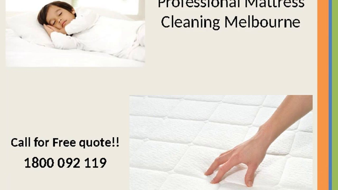 at the point when the vast majority consider mattress cleaning it s