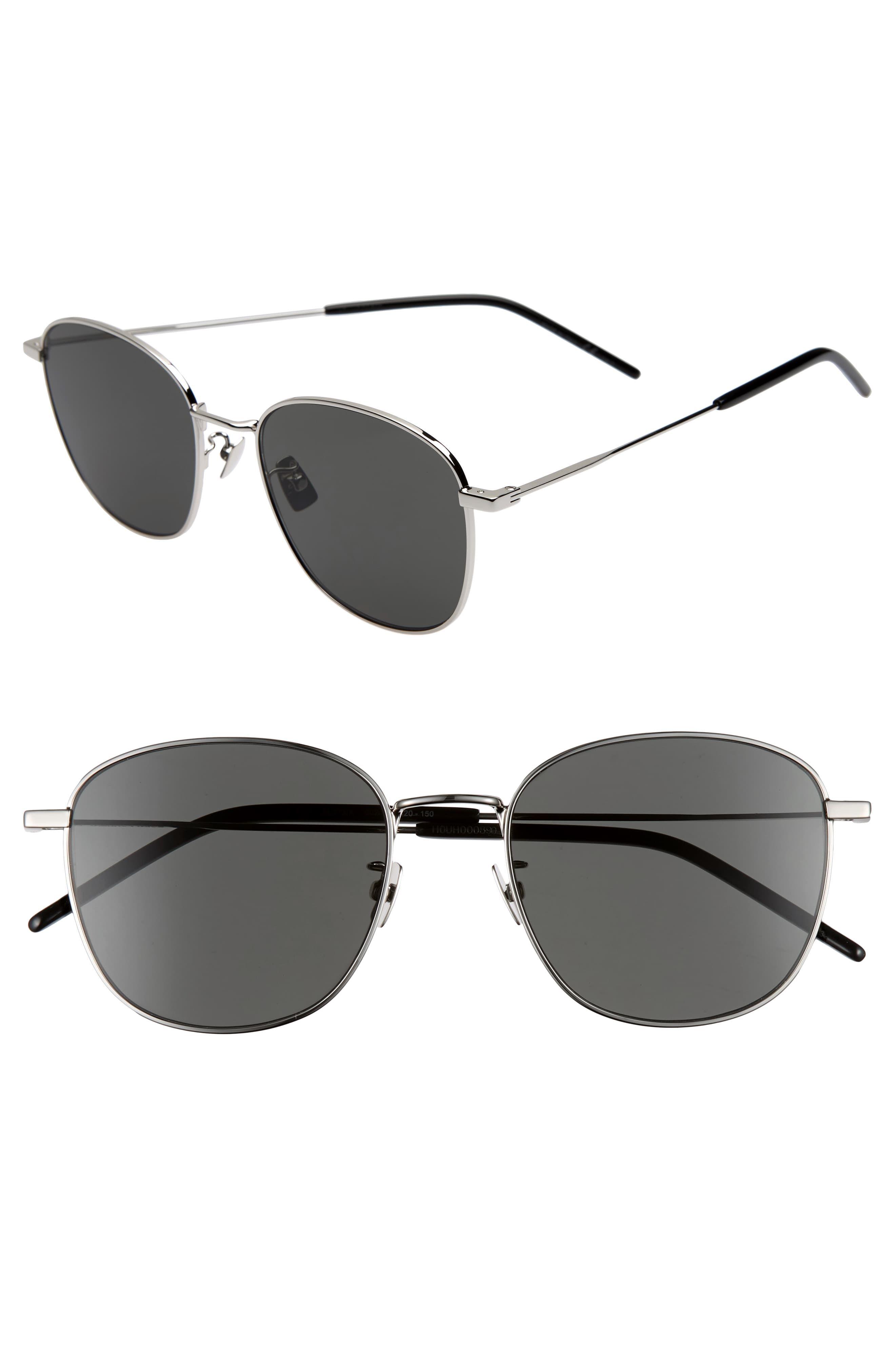 2d7841410ac Saint Laurent 56mm Square Sunglasses in 2019 | Products | Sunglasses ...