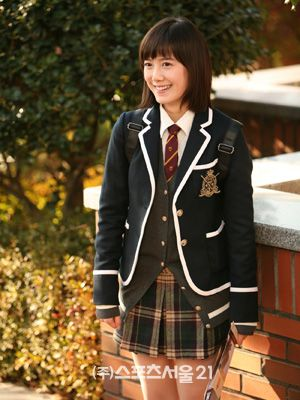 """From TV drama """"Boys Over Flowers"""",which is based on Japanese manga, at South Korea."""