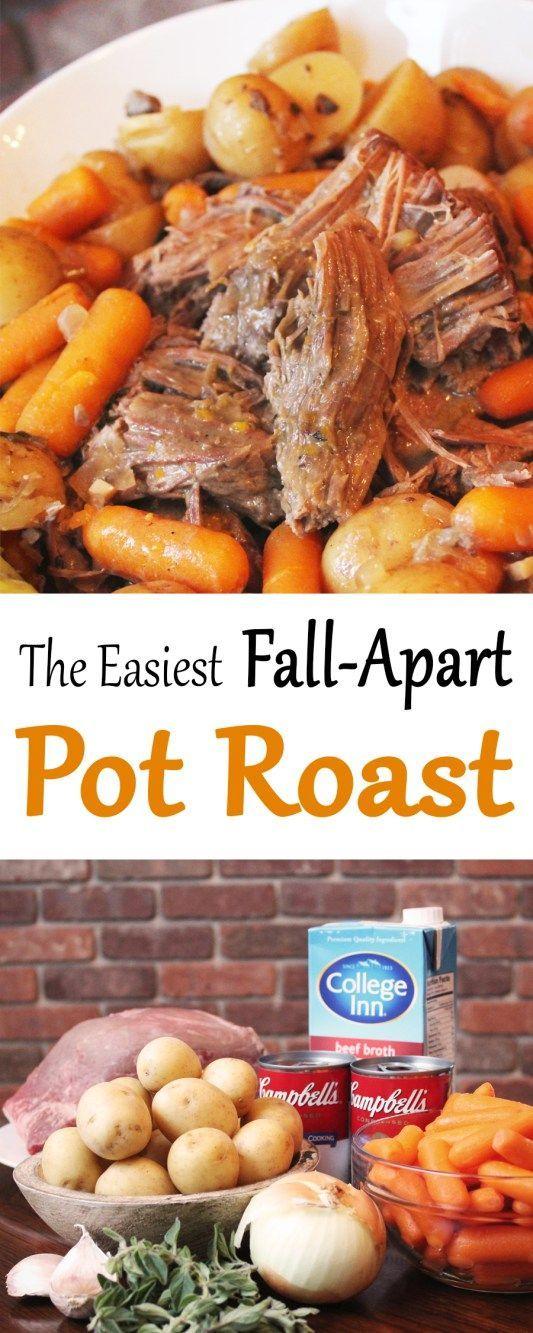 Pot Roast -   23 fall dinner recipes ideas