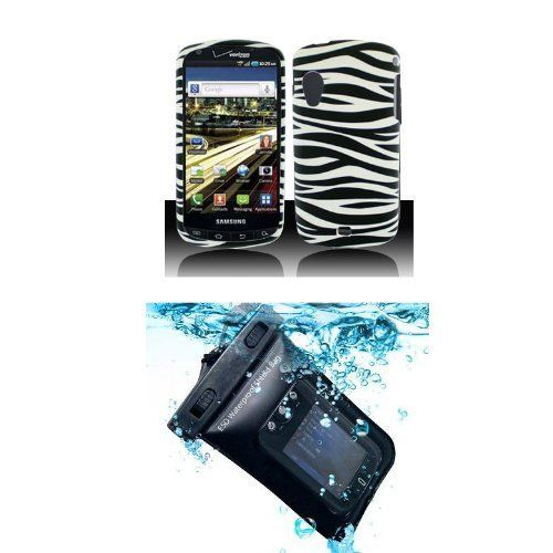 Amazon.com: Samsung i405 Stratosphere Black White Zebra Case Cover Protector (free ESD Shield Bag, Ship in Carton Box): Electronics