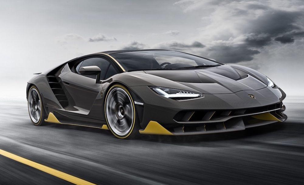 La Lamborghini Centenario LP 770 4 illumine le Salon de Gen¨ve 2016