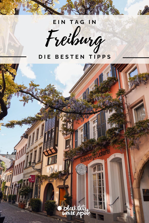 Freiburg - Tipps für einen Tag in der sonnigsten Großstadt Deutschlands