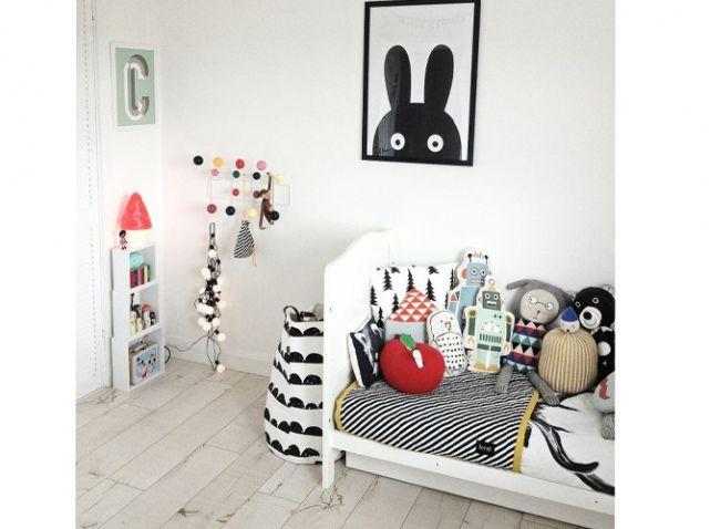 Une chambre d enfant pour bien dormir enfants pinterest et chambres - Deco chambre pinterest ...