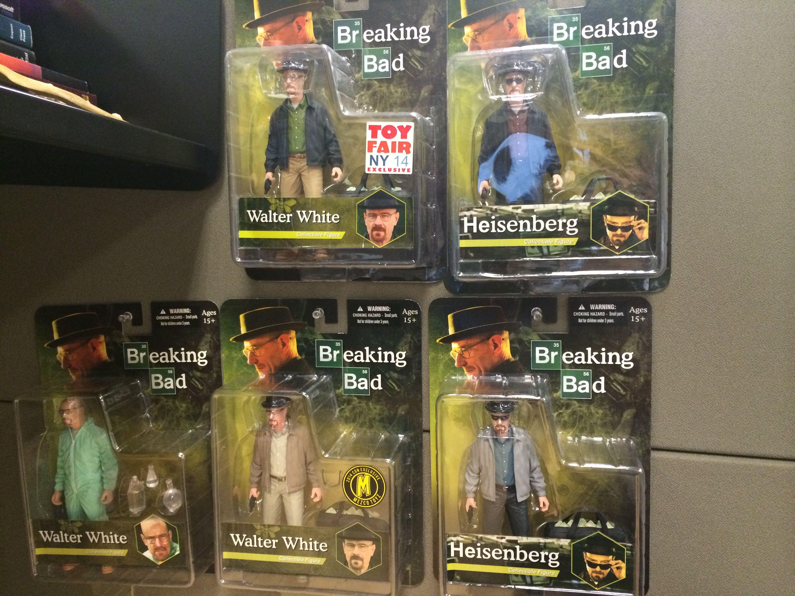 Walter White - Heisenberg