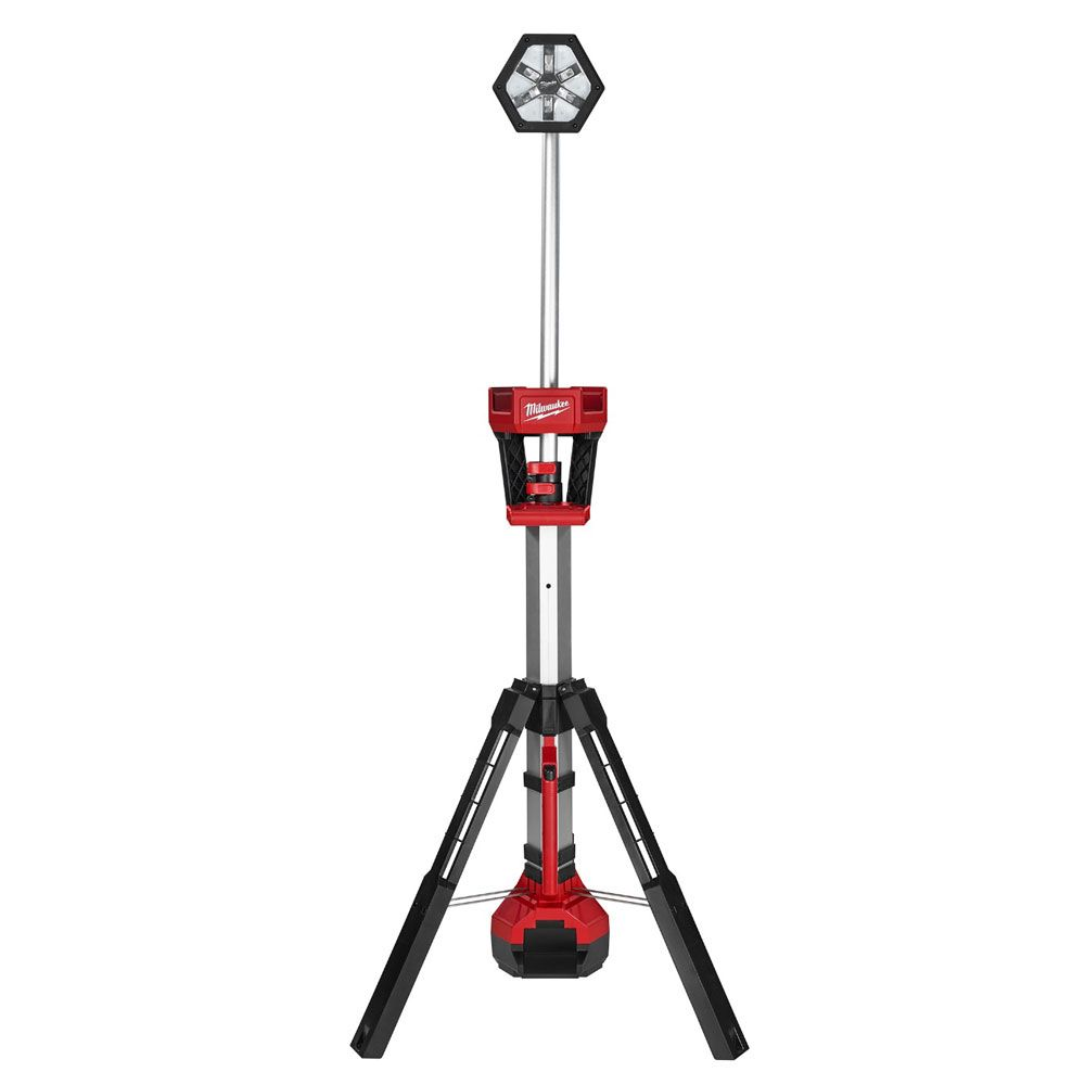 Milwaukee 2130-20, TRUEVIEW, M18 LED Stand Light http://cf