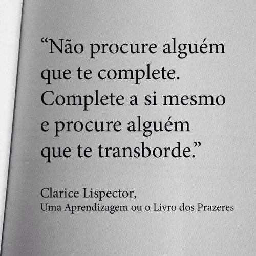 Claricelispector Frases Romanticas Imagens Frases E