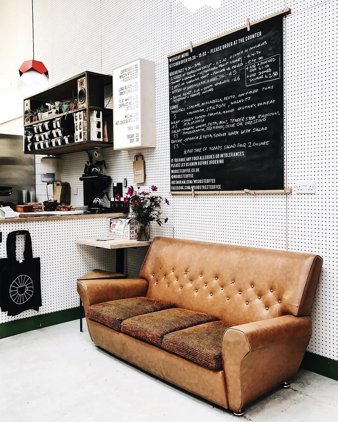 Wood Street Coffee Walthamstow London Photo Elice F On