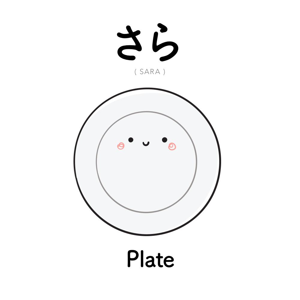 42 sara plate japanese language pinterest japonais langue et apprendre le japonais - Apprendre a cuisiner japonais ...