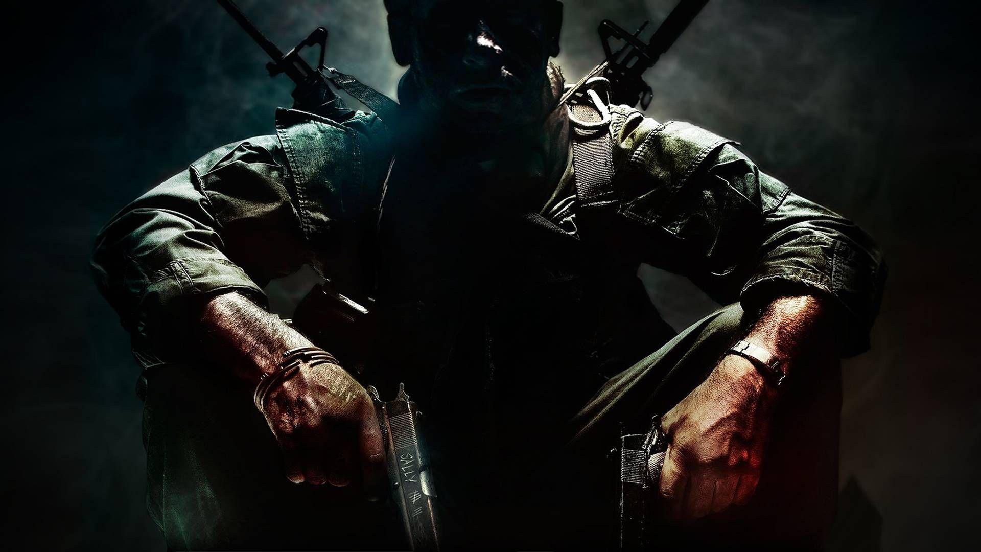 Fond D Ecran Hd Call Of Duty En 2019 Black Ops Black