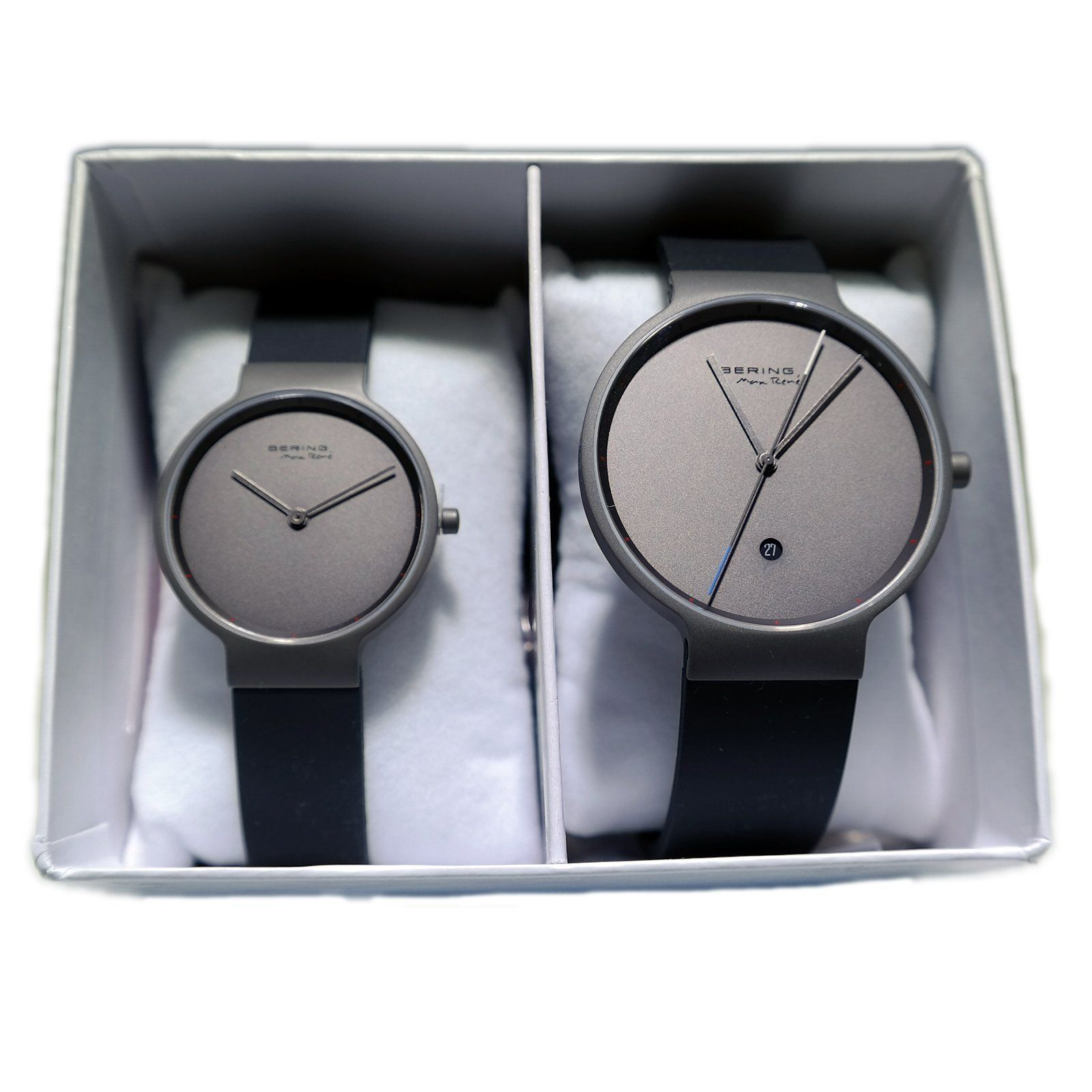b1787186ece1 BERING MAX RENE His and Hers Watches Gift Set