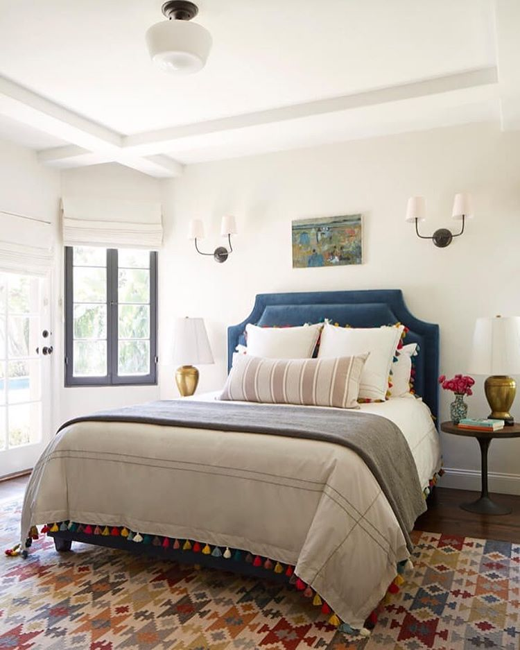 Starting The Week With Good Vibes And Coffee An Excessive Amount Of Coffee Photos Of Bright Spanish Home Decor Spanish Style Bedroom Bedroom Furniture Design
