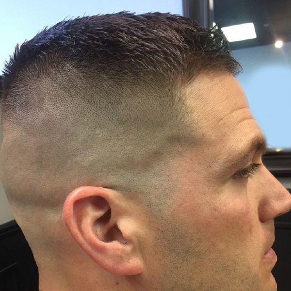 Male Short Haircuts Marine Haircut High And Tight Haircut Haircuts For Men