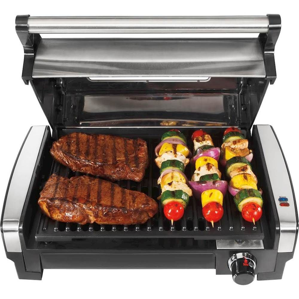 f10e5ac83360474819bf48b253157fc1 - How To Get Charcoal Flavor On An Electric Grill