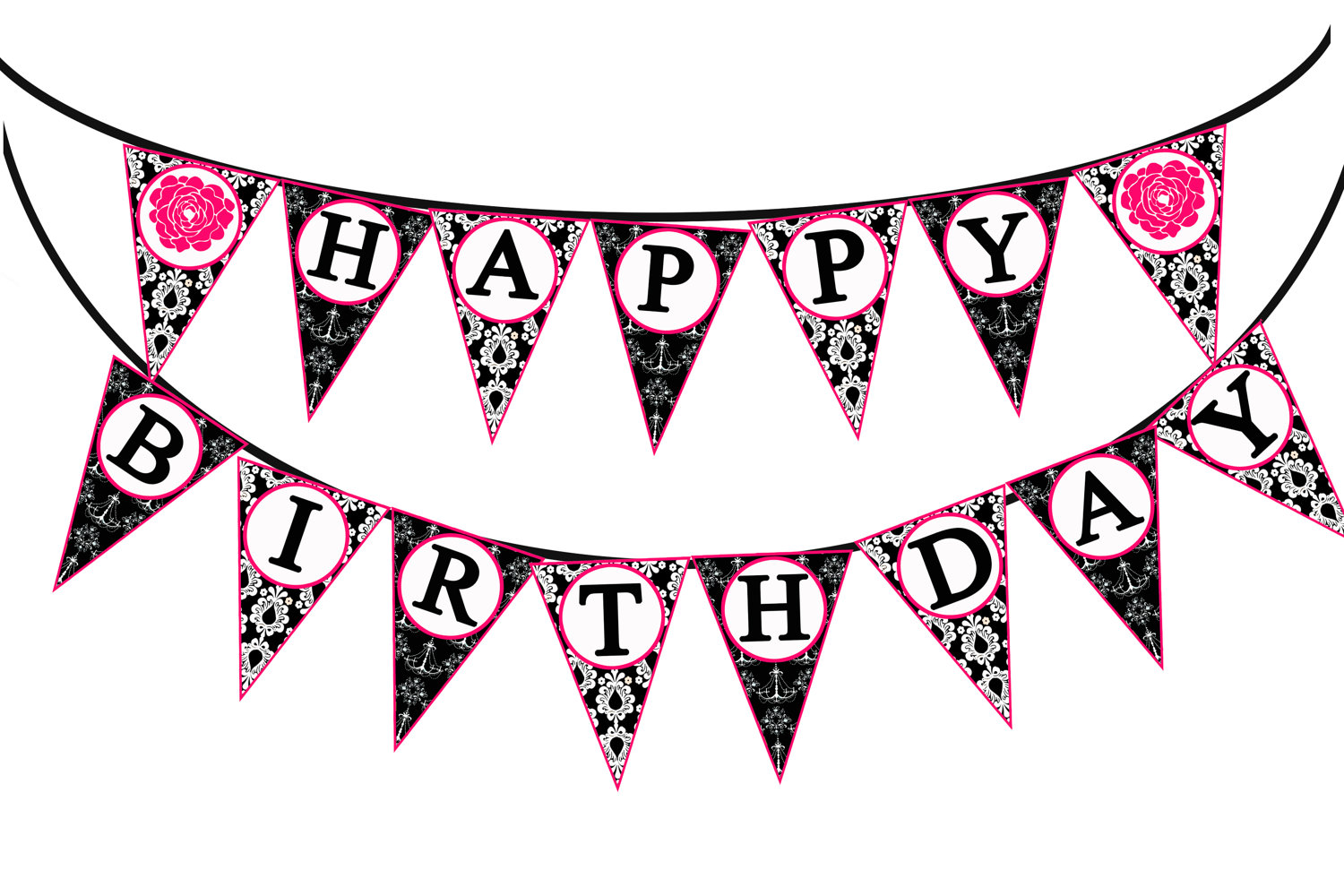 50 Beautiful Happy Birthday Card Template Word In 2020 Happy