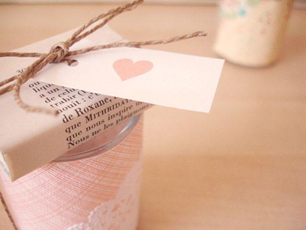 Diy peque as velas de encaje blog de bodas de una boda - Proveedores de velas ...