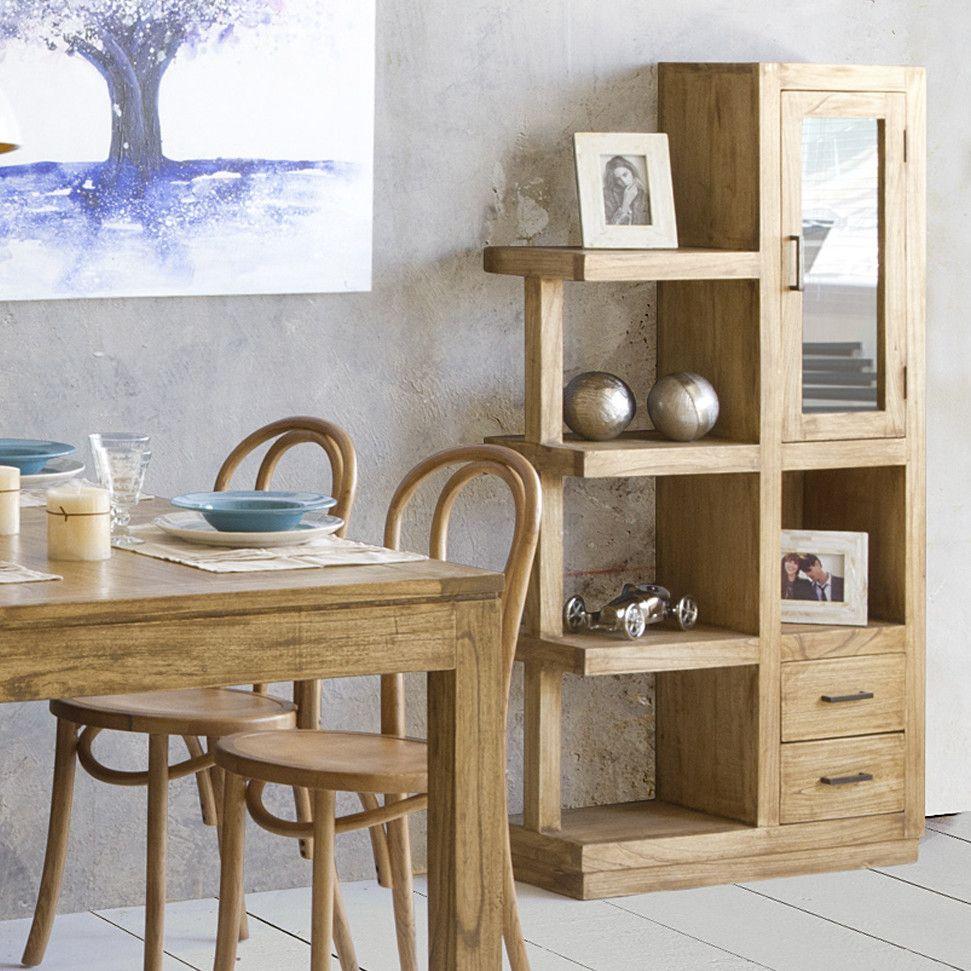 Castleton Home Issa 150cm Bookcase