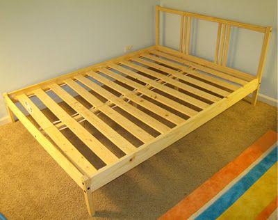 Upholster Cheap Ikea Platform Bed Bed Bed Frame 50