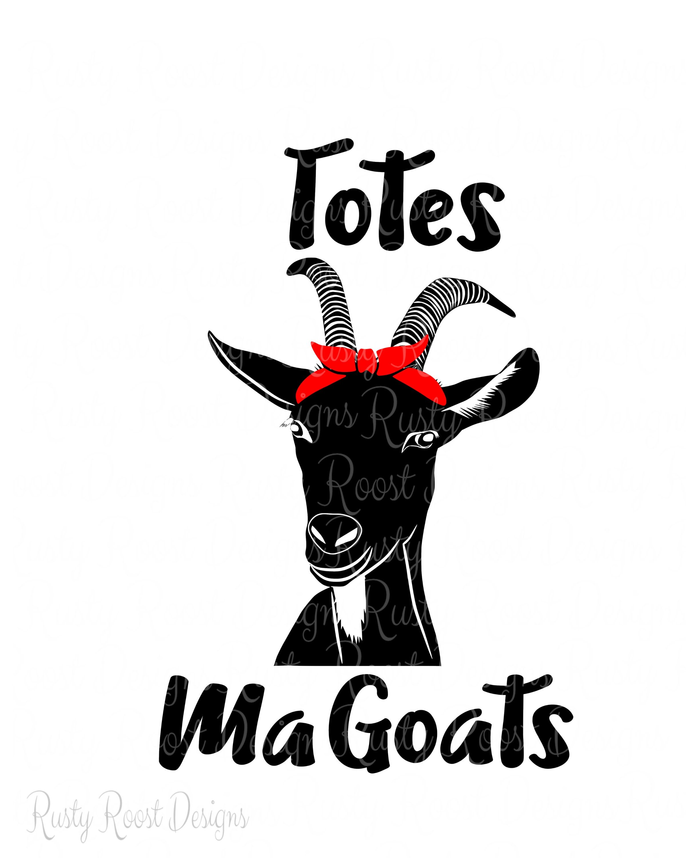 Download Totes Ma Goats SVG,goat svg, goat lover svg,digital ...