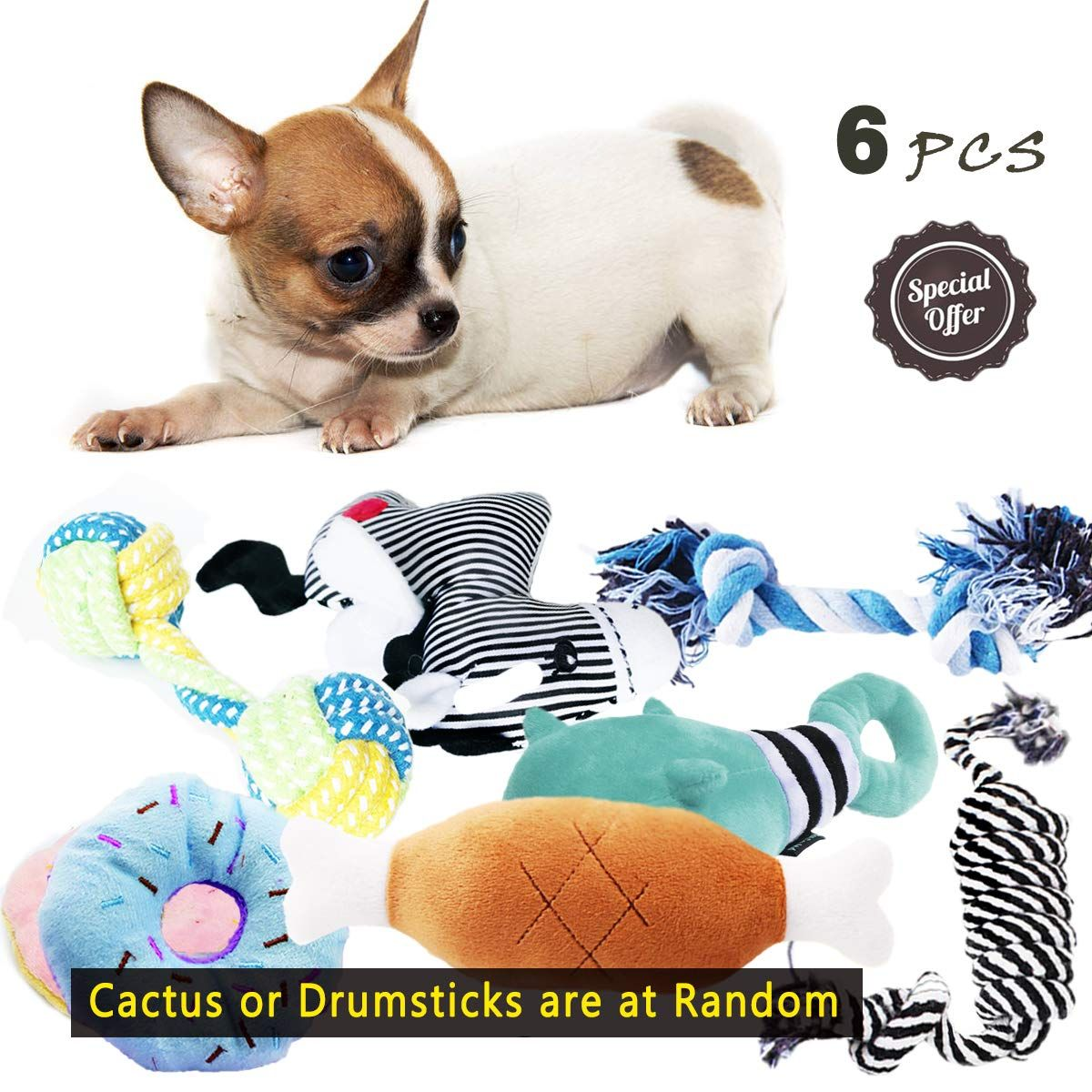 Dog Chew Toys Upgrade Durable Dog Toy For Aggressive Chewers