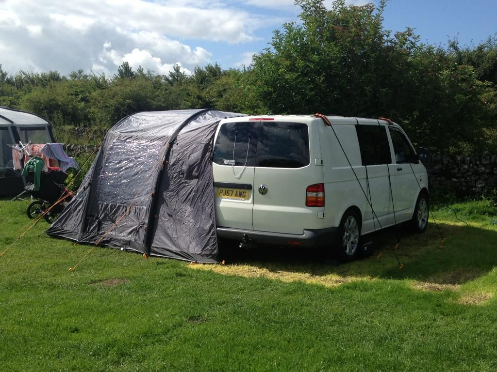 VANGO Airbeam awning, what's your thoughts? - VW T4 Forum ...