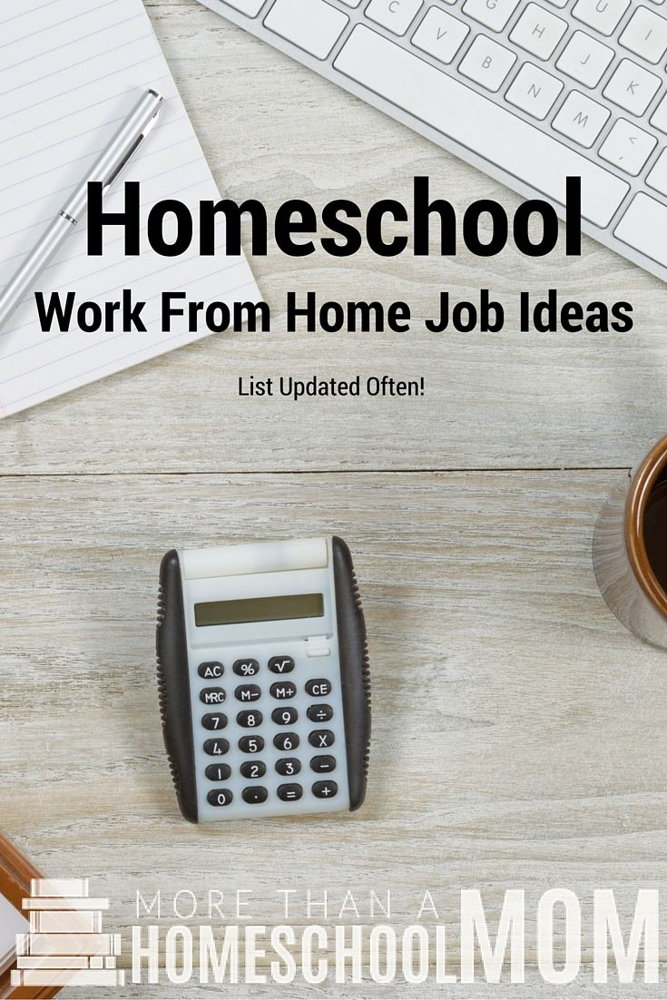Work From Home Job Ideas - Find the work at home job that fits your ...