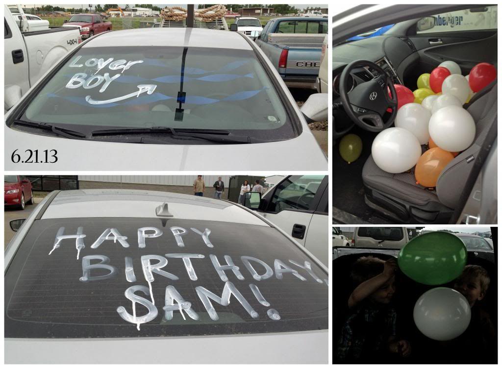 Sam S 32nd Birthday