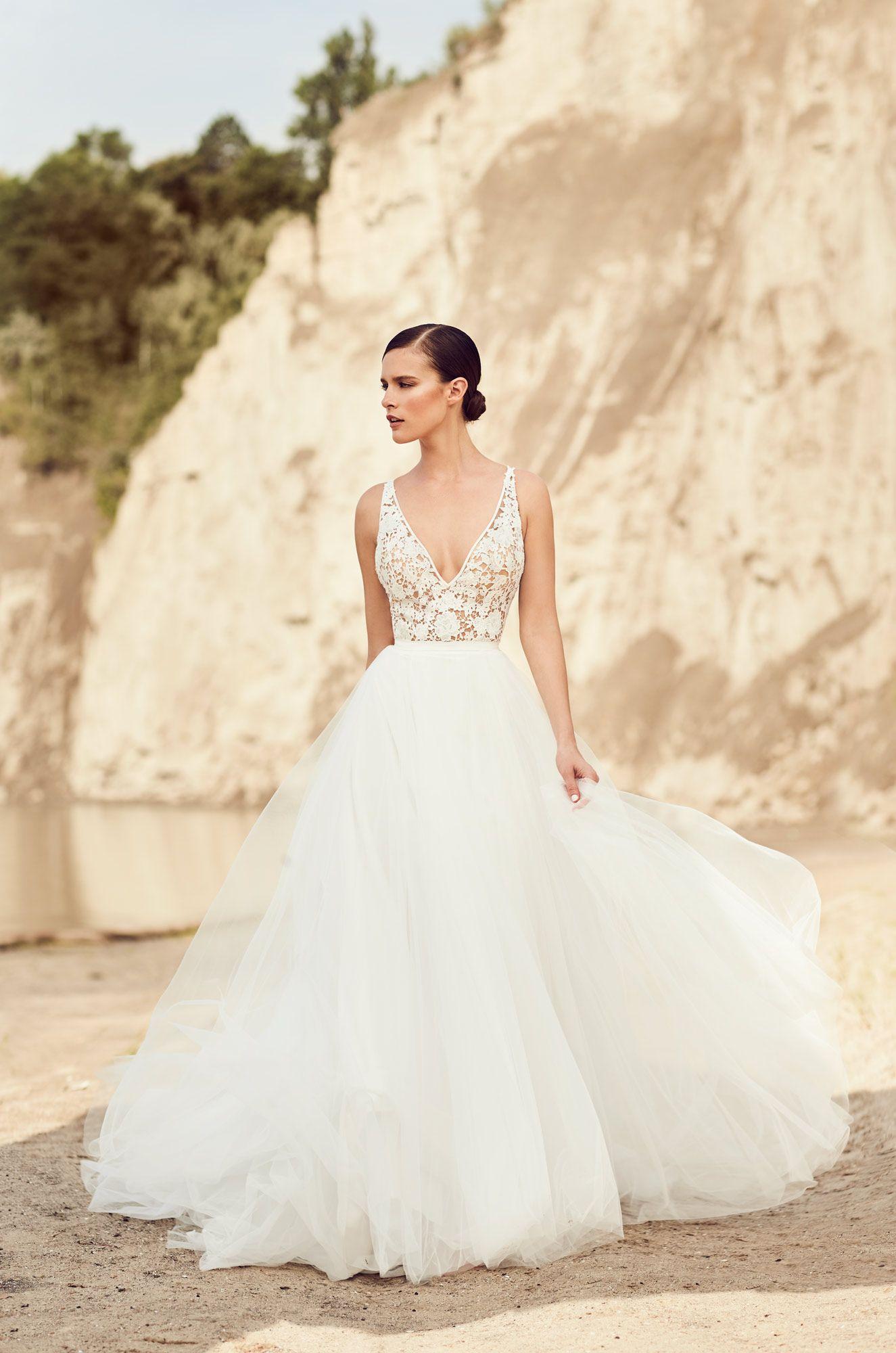 Mikaella Bridal Designer Wedding Dresses Made With Love In Canada Bridal Wedding Dresses Mikaella Bridal Bridal Dresses [ 2000 x 1325 Pixel ]