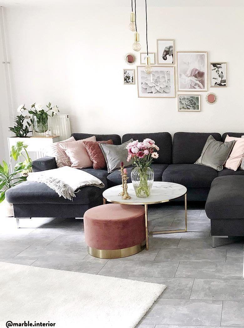 Couchtische Couchtisch Online Kaufen Westwingnow Das Highlight Dieses Traumwohnzimmers Einde In 2020 Marble Tables Living Room Home Living Room Pretty Living Room