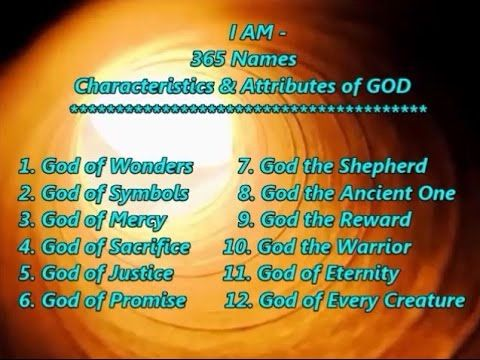THE LORD YAHWEH AND THE 360 OTHER LORDS THAT HE CREATED